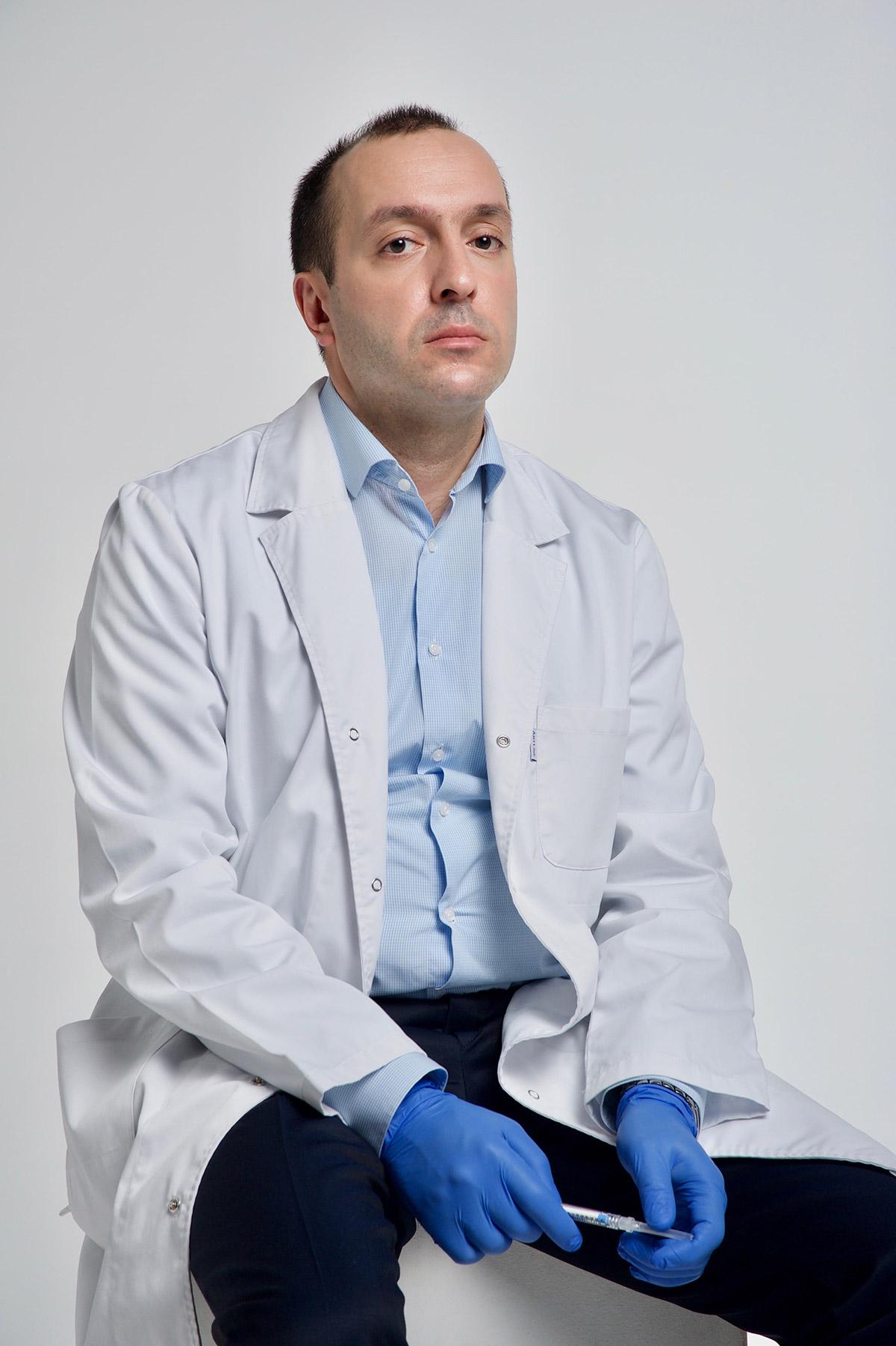 Юрий Мирзабекян