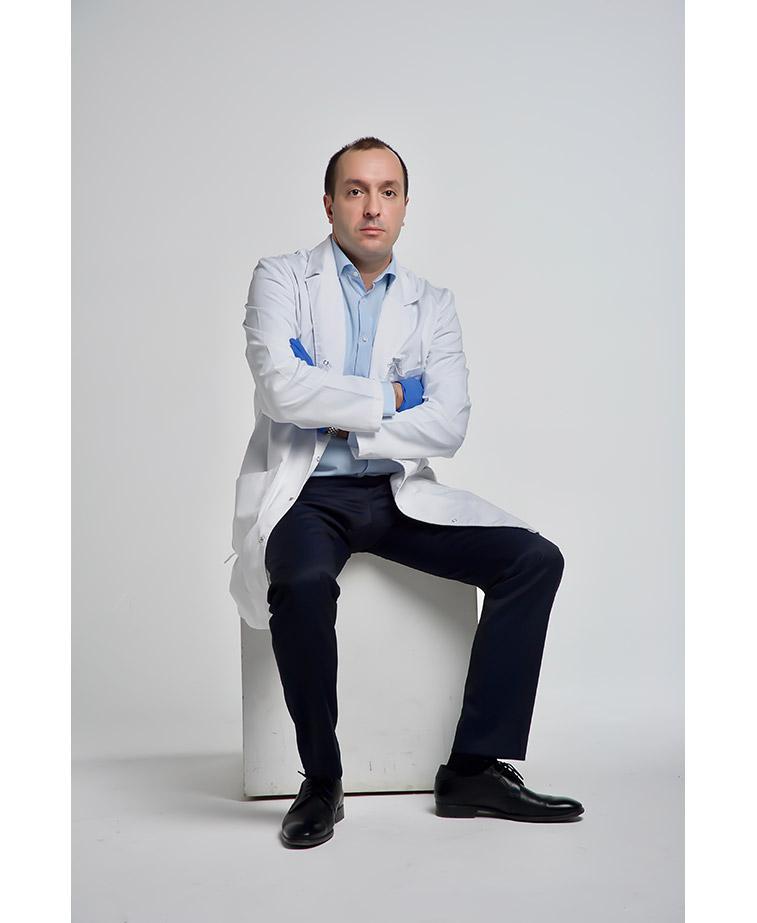 Хирург Мирзабекян Юрий Рафаэлович