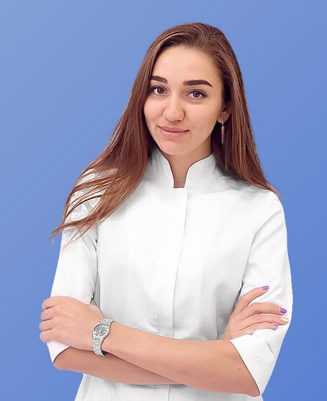Косметолог Ваганова Полина Артуровна