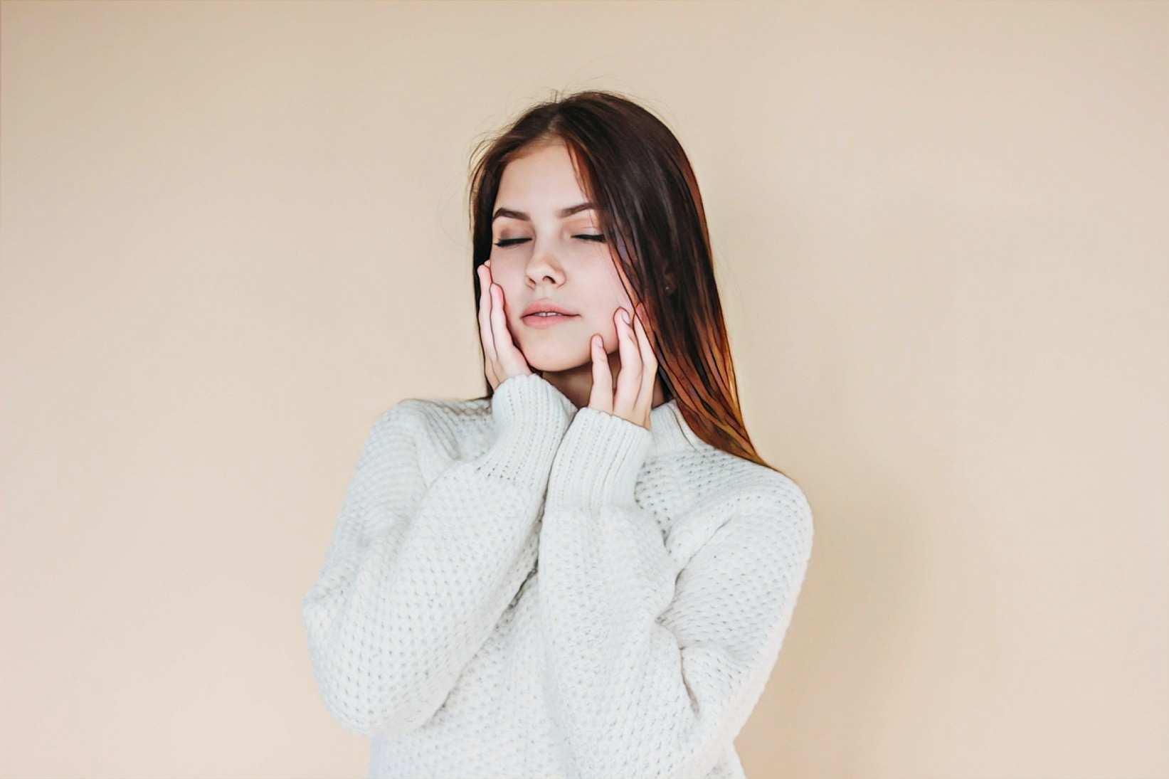результат лечения кистозного акне у специалиста